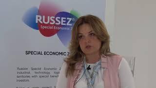Смотреть видео Тамара Рондалева, генеральный директор ОЭЗ «Санкт-Петербург» SAINT-PETERSBURG SEZ онлайн