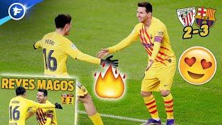 Le duo Pedri-Messi enflamme totalement le FC Barcelone | Revue de presse