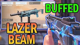 The BUFFED HG40 Gunsmith Build IS A LAZER BEAM in Call of Duty Mobile (COD Mobile Test Server)
