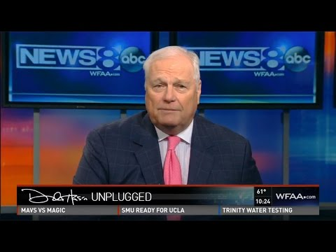 The Dallas Morning News Roundtable on Dale Hansen and Greg Hardy
