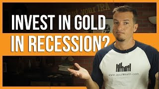 ❓ Invest in gold during recession?   FinTips 🤑