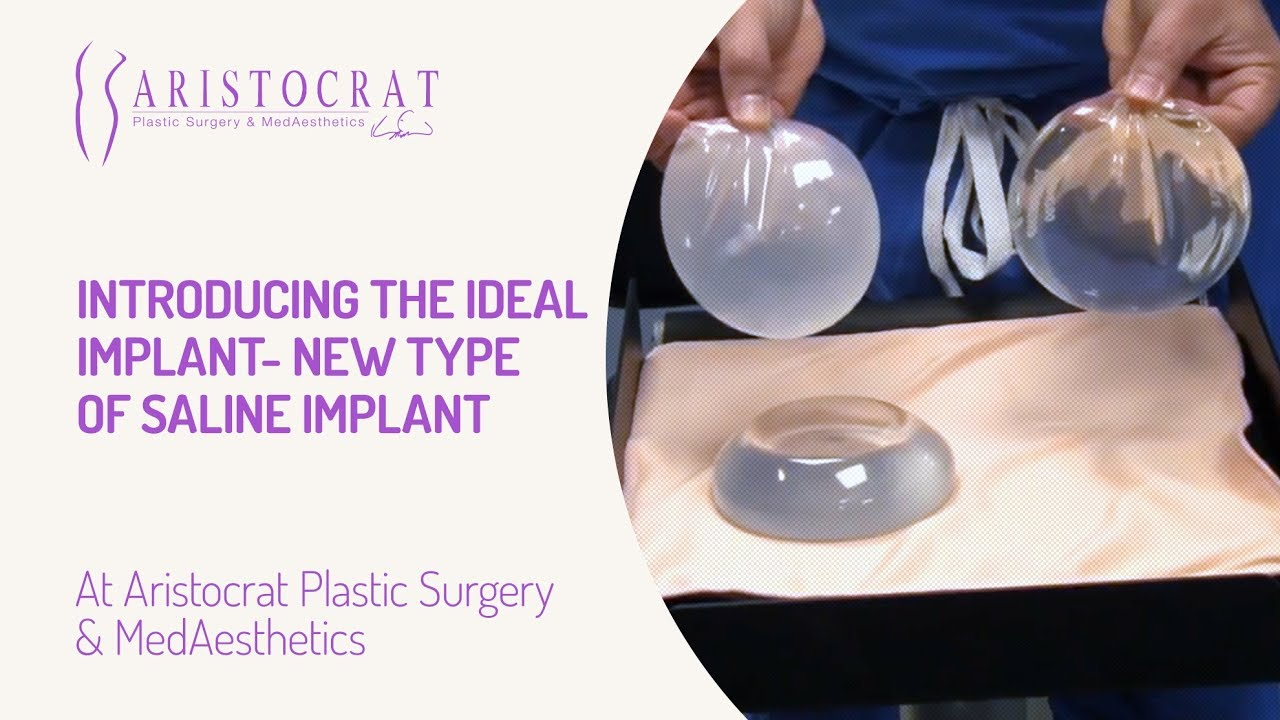Introducing The Ideal Implant- New Type Of Saline Implant -7255