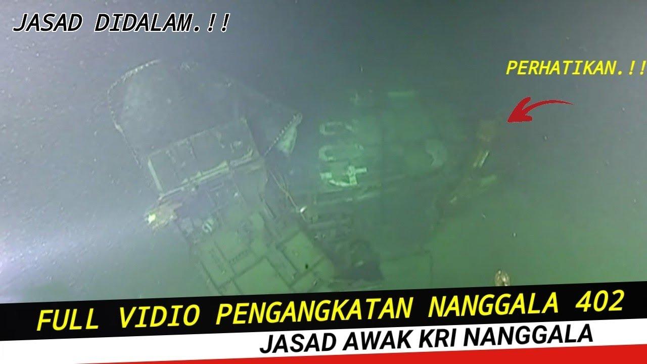 NGerii.!! Detik'' Rekaman VidiO Evakuasi Nanggala 402 Terjelas Oleh kapal china # jasad kri nanggala