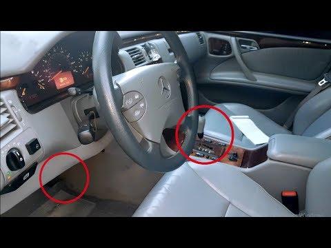 Reset automatic transmission 722.6 Mercedes W210 / Reset ...
