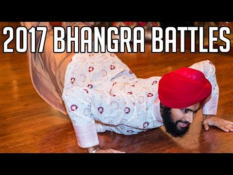 Bhangra Empire - 2017 Bhangra Battles