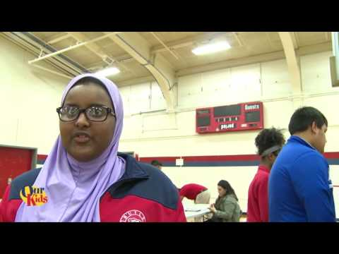 Butler Traditional High School -- Refugee Walk