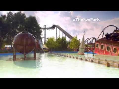 Thorpe Park Advert 2014