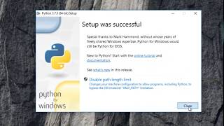 installing PYTHON and NUMPY, SCIPY, SYMPY on WINDOWS for Scientific Programming TUTORIAL