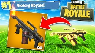 NEW WEAPON IDEAS FOR FORTNITE: Battle Royale! (Flamethrower, Rocket Launcher Sniper, More)