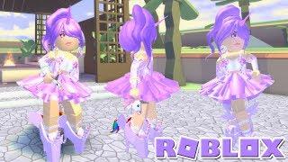 New Quest! Roblox: [🔮MAGIC] ⭐STAR SORORITY ~ Unicorn girl