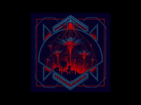"Hollywood Burns ""Invaders"" [Full Album - 2018]"