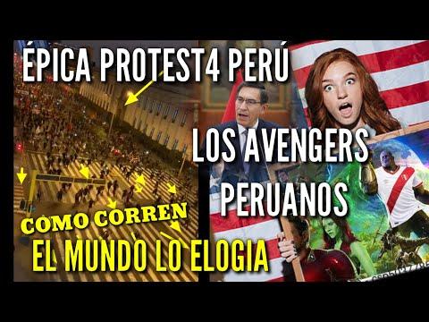 ¡Genial! Video De PERUANOS Se Hizo TENDENCIA MUNDIAL Tras DISOLVER CONGRESO