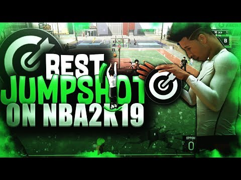 Nba 2K19 Best Jumpshot - Limitless Greens With No Shooting