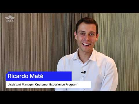 Ricardo Maté on working at IATA