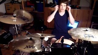 Seb Gee - Enter Shikari - SSSNAKEPIT (Drum Cover)