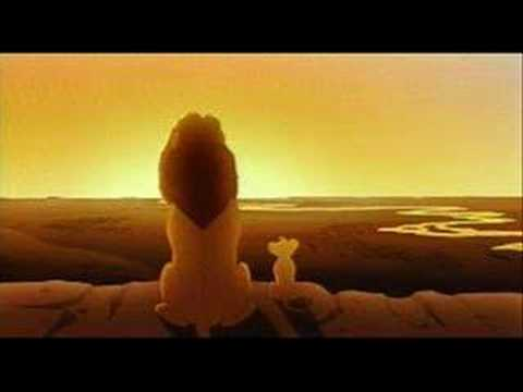 Kimba the white Lion vs The Lion King