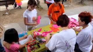Οι «Ζωγράφοι σε δράση για τα ΠΑΙΔΙΑ» ταξιδεύουν στις γειτονιές της Αθήνας - 2