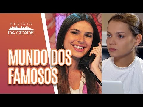 Thais Melchior ABANDONA Redes Sociais Após Ser Ameaçada - Revista Da Cidade (04/09/18)