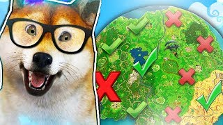 CO TO ZA MIEJSCE W FORTNITE ? - Geoguessr Battle Royale Challenge