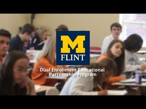 DEEP Learning: UM-Flint's Dual Enrollment Educational Partnerships