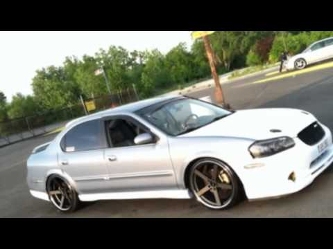 Maxima Slammed On Staggered 20 Quot Giovanna Meccas Youtube