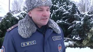 2017-01-04 г. Брест. Итоги новогодней ночи от МЧС и УВД. Новости на Буг-ТВ.
