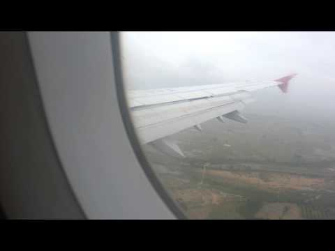 Tirumala Tirupathi Flight landing at Renigunta airport
