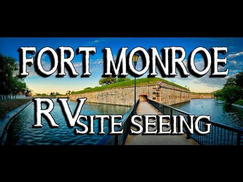 Fort Monroe Virginia - Episode 113