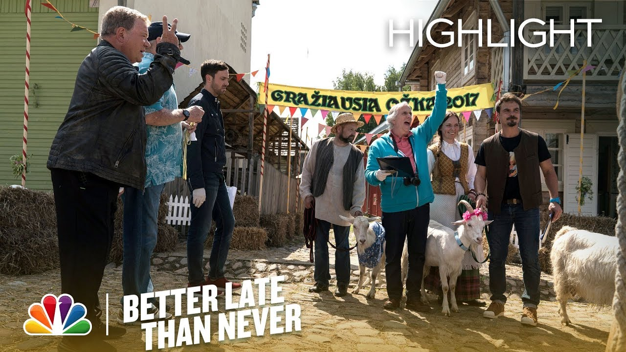 Download Better Late Than Never - The Fairest Goat of Them All (Episode Highlight)
