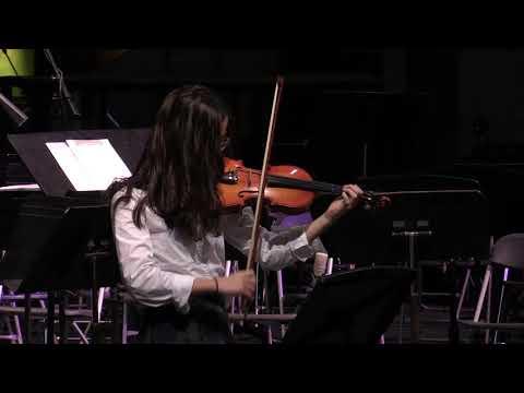 2018 02 08 Worthington Christian Schools Strings Festival Concert