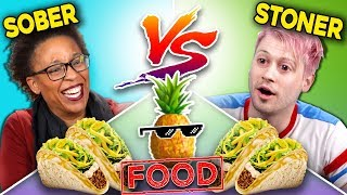 Download Can Sober People Guess Food Explained By High People? Mp3 and Videos