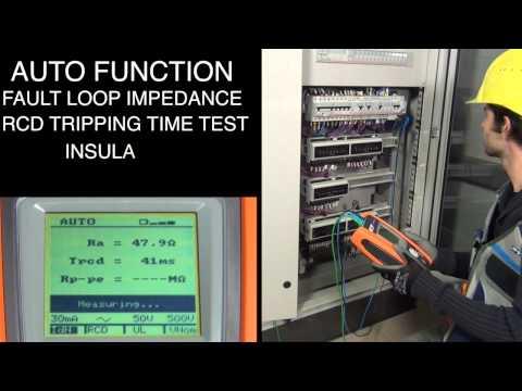 HT Italia COMBI420 Multifunction Meter