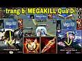 Triệu Vân Rừng Ăn Megakill - Gặp 2 Người Chuyên Hái Hoa Lâm Tặc Liên Quân Quá Bá