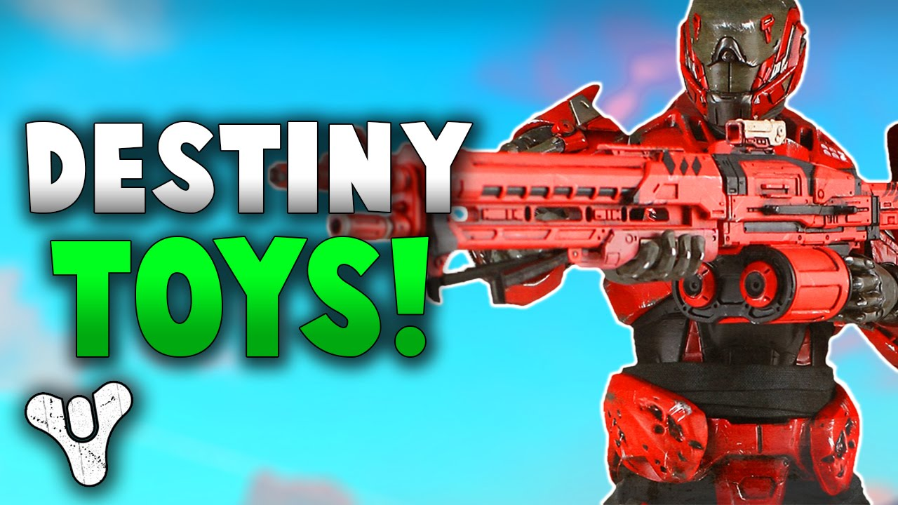 Destiny quot destiny toys quot destiny toy figurine toy on sale july 27th