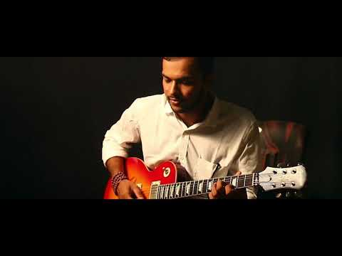 Kaathalae Kaathalae | Cover | Bharath HS | Guitar Instrumental | Govind Vasantha |