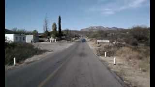 Llegando a Alamillo Rodeo Durango