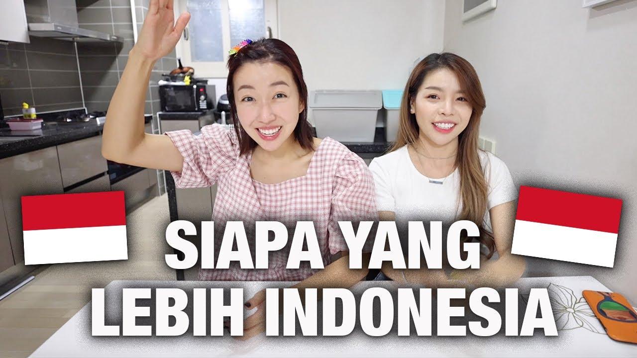 SIAPA YANG LEBIH INDONESIA ? SUNNY ATAU ERNA [ERNALIMDAUGH] ??