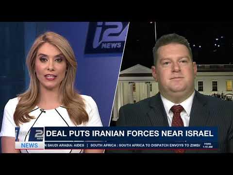 Matthew Brodsky on Iranian presence in Syria