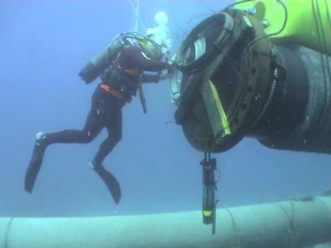 "42"" subsea spool installation"