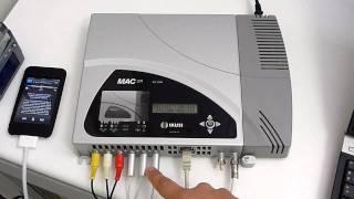 видео Модулятор Terra MHD100