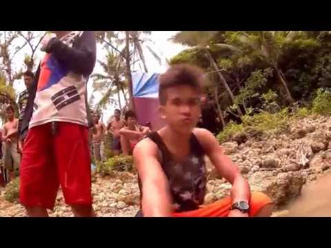 Camugao falls bohol - Music video, Cold water using SJCAM 5000 x elite