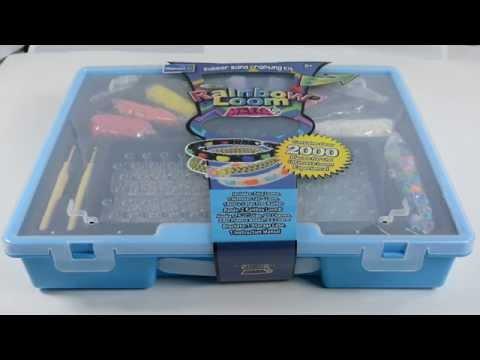 Introducing NEW Rainbow Loom® Mega Kit