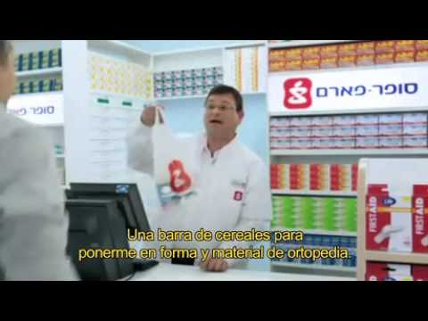 Marketing de farmacias en Israel