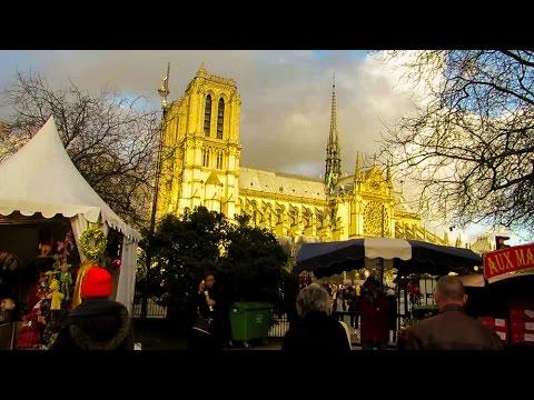 A Walk On The Quai de Montebello, Paris