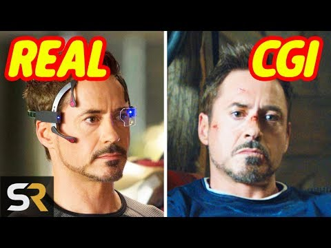 10 CGI Movie Moments So Convincing You Thought They Were Rea