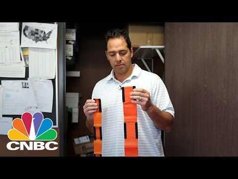 Counterfeiters On Amazon Are Putting 'Forearm Forklift' In Jeopardy | The Pulse | CNBC