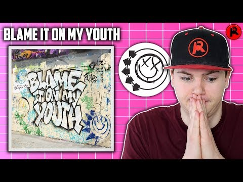 Blink 182 - Blame It On My Youth | Track Review