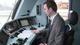 Lokführer für einen Tag - im IC von Berlin nach Hamburg