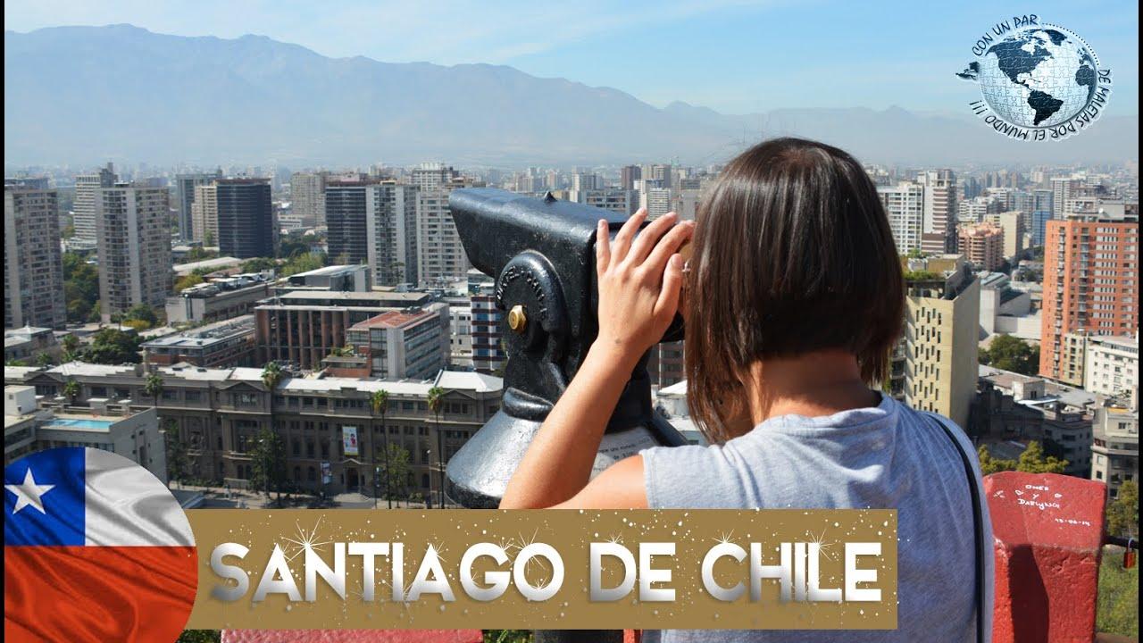 Turismo, Qué ver en Santiago de Chile - Attractions in ...