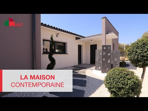 Une maison contemporaine et design